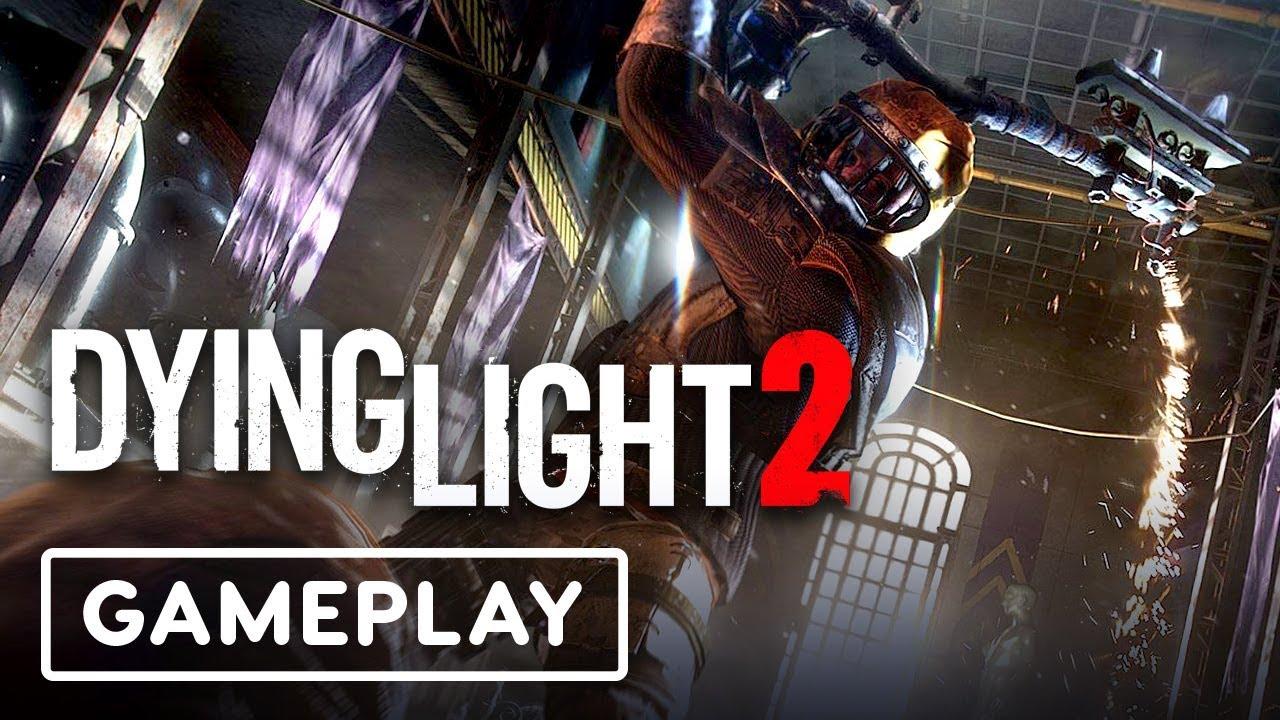 Dying Light 2 Gameplay Showcase - IGN LIVE | E3 2019 thumbnail