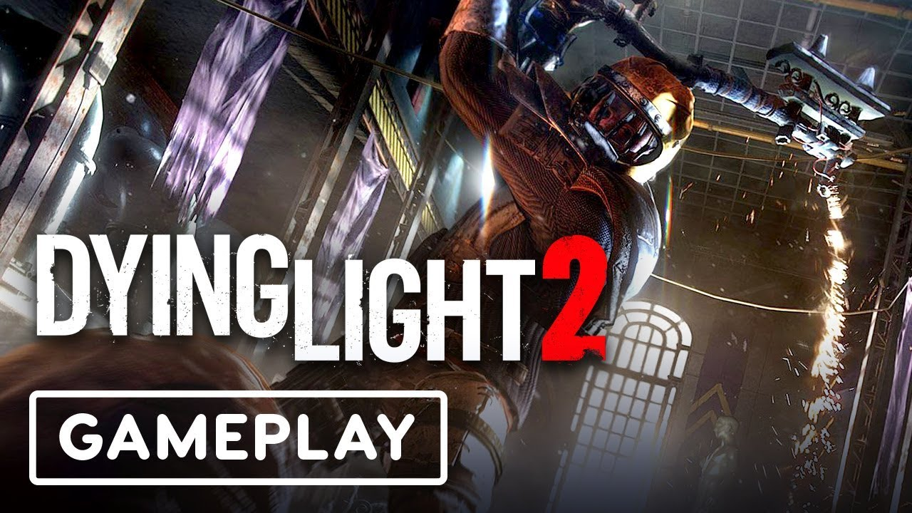 Dying Light 2 Gameplay Showcase - IGN LIVE E3 2019