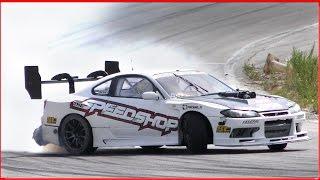 DRIFTING Competition   Nissan vs BMW vs Subaru   BEST DRIFT CARS & ENGINE SOUND