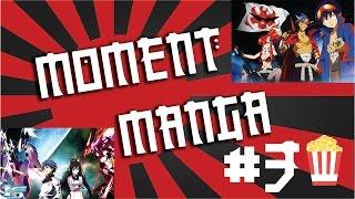 MOMENT MANGA #3 Gurren Lagann et Infinite Stratos