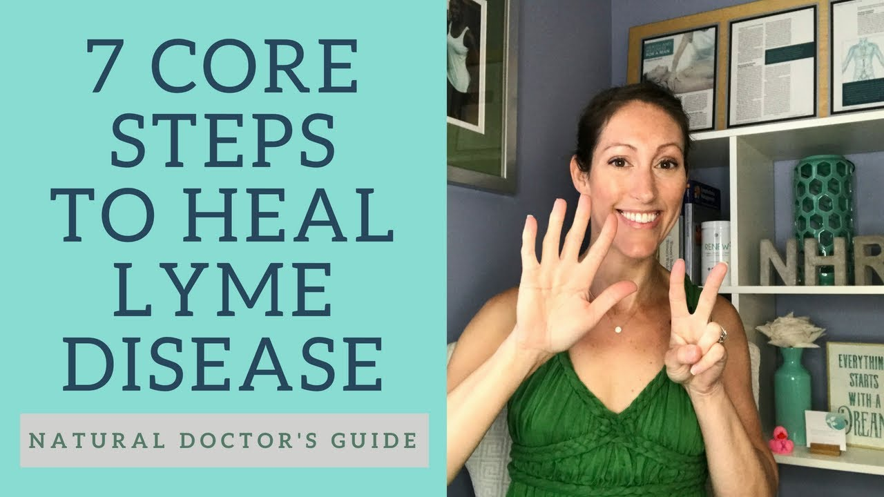 7 POWERFUL Natural Treatments for Chronic Lyme Disease | Cure Lyme Disease  Naturally