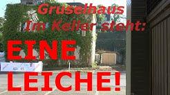 Menden/Sauerland Verlassene Orte (Lost Places Urbex) Gruselhaus 14.05.2017