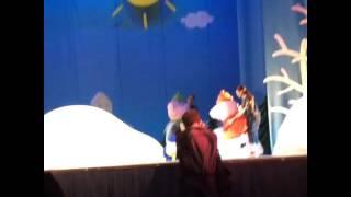 Инстаграм Дом 2 21.09.2015: Дэни на спектале свинка пеппа