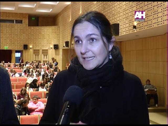 GABRIELA RIZZOTTI   MARIA DEL VALLE AIOLA   RUFINA PEARDON   JORNADA SOBRE DISLEXIA