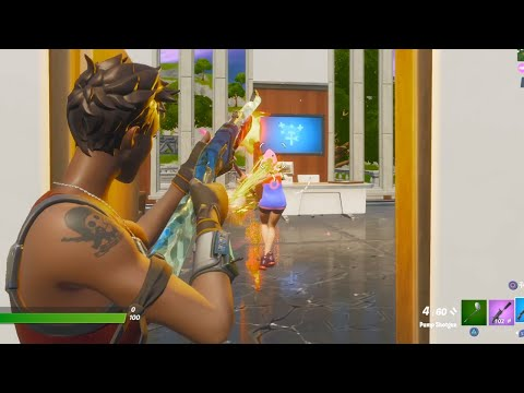 """FORTNITE """"RENEGADE"""" SKIN GAMEPLAY Showcase (UNCOMMON OUTFIT) 