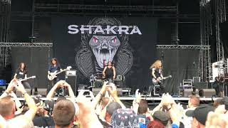 Shakra - Raise Your Hands (Live at MOR 18)