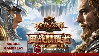 Power and Glory - Game Play - (Mobile) Video