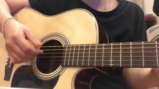 Mình yêu từ bao giờ (cover) - Hải Bình - Tâm An guitar