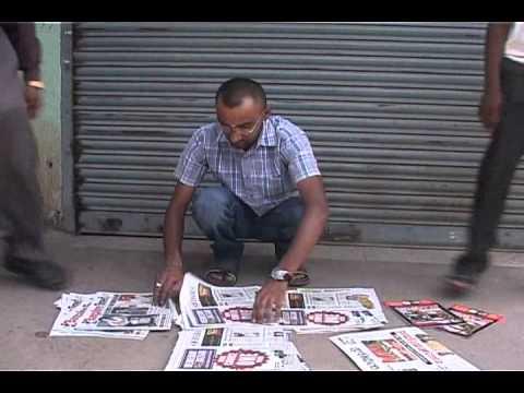 Newspaper Vendor from Bangalore Enters IIM- calcutta