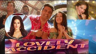 Sunny Leone - Lovely Accident New Hot Version Sunny Leone Magic