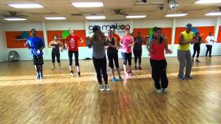 """ADRENALINA"" by Wisin - Choreo by KELSI for Dance Fitness"