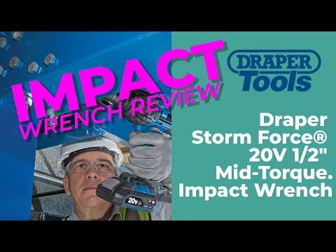 Draper Storm Force