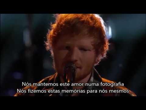 Ed Sheeran Photograph (tradução)