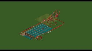 RCT2 - Stat challenge - Build a coaster with the stats 9.00/6.00/3.00