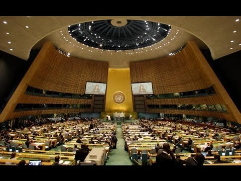 NEW WORLD ORDER - WORLD WAR - Apocalyptic STAGE! - UNITED NATIONS ...