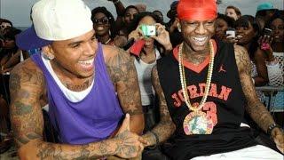 Chris Brown y Soulja Boy resolverán una pelea de redes sociales en el ring!!!