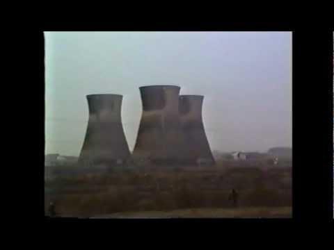 Chimney Demolition - Bold Power Station, St.Helens U.K.