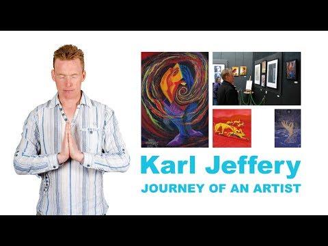 Karl Jeffery - Artist - Based Newcastle Upon Tyne, UK