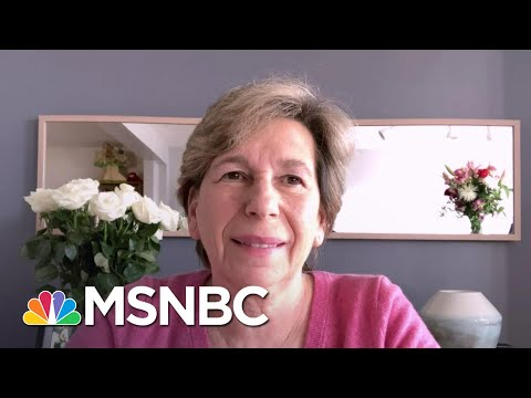 Randi Weingarten: Always Thought We Could Reopen Schools With 'Safeguards'   Andrea Mitchell   MSNBC