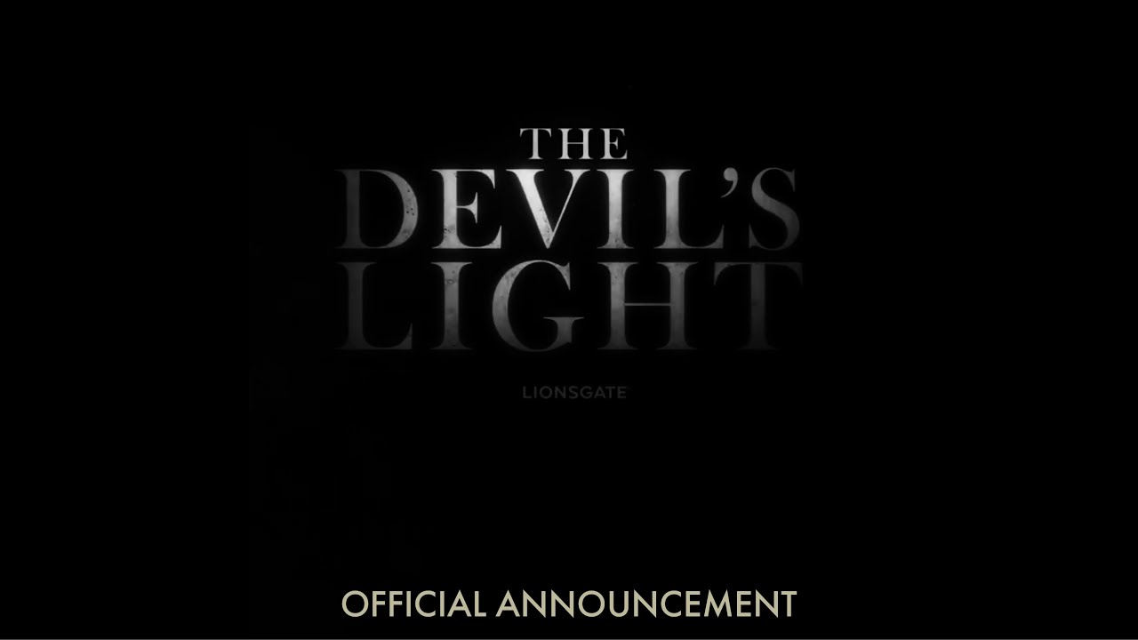 The Devil's Light (2021) | Official Announcement - YouTube