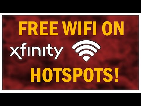 Download How To Get Free Unlimited Xfinity Wifi 2019 Working