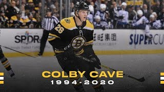 RIP Colby Cave
