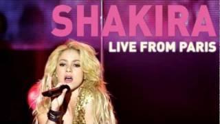 Shakira - Antes De Las Seis (DVD Shakira Live From Paris Version) Oficial + Descarga