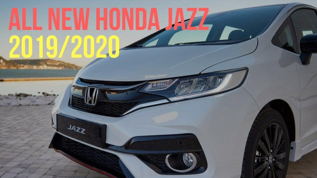 all new honda jazz 2019 2020 youtube. Black Bedroom Furniture Sets. Home Design Ideas
