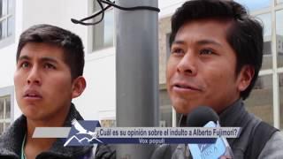 Vox populi: Indulto a Alberto Fujimori Fujimori