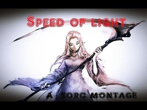 Black desert online Sorceress PVP Montage