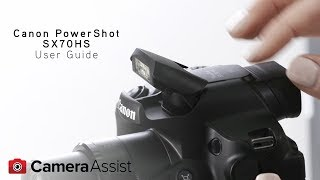 canon PowerShot SX70 HS Tutorial  Introduction & User Guide