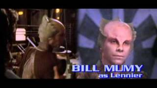 Babylon 5 Season 4 Opening Titles