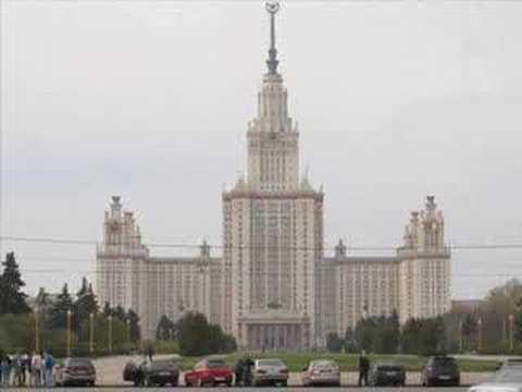 Moscow vs. St. Petersburg