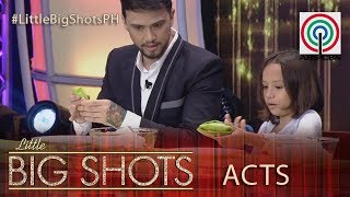 Little Big Shots Philippines: Ruhaina | 8-year-old Suman Girl