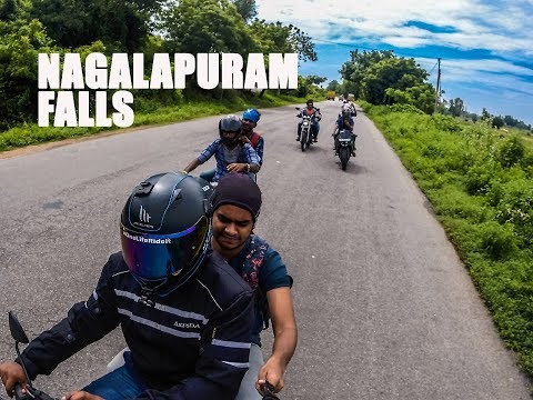 NAGALAPURAM FALLS | ANDHRA PRADESH | TREKKING | WEEKEND SHORT RIDE