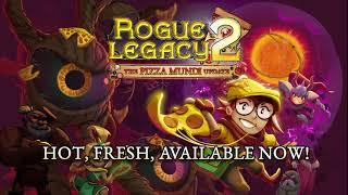 Rogue Legacy 2 -  Pizza Mundi Update