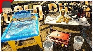 THE BIG GOLD GRIND! - Gold Rush: The Game - Ep.06