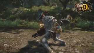 Monster Hunter Online Gameplay Trailer HD