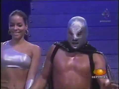 Mistico/Dr. Wagner Jr/Hijo del Santo vs Atlantis/Tarzan Boy/Ultimo Guerrero (CMLL October 7th, 2005)