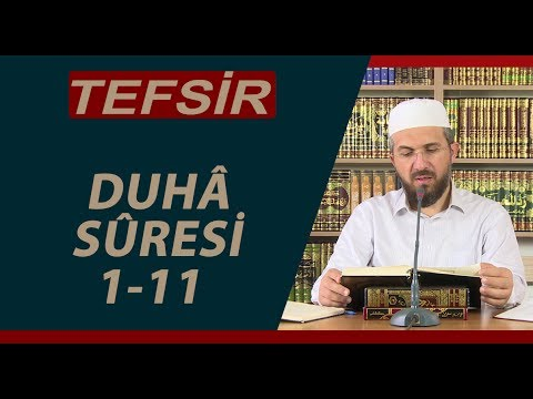 Mulk Sûresi (1-14 ayetler) Tefsir - Muharrem Çakır