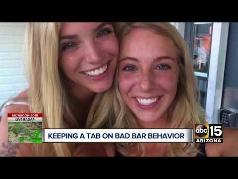 Arizona bartenders keeping tabs on bad bar behavior