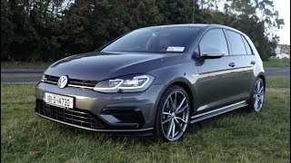 Volkswagen Golf R review - is it worth the extra poke for the extra poke? #GolfR #VWGolfR #VW
