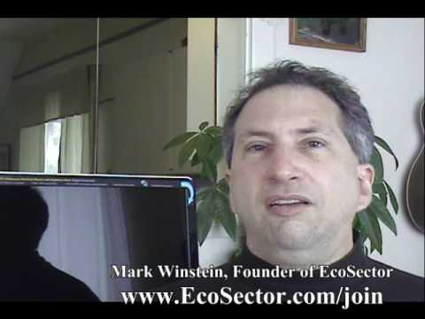 Join the EcoSector Industry Association Today