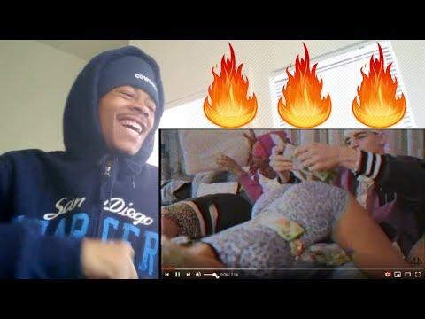 (Itailan Rap/HipHop) Manny FreSh feat BelloFigo - Ti rubo la B*tch (Music Video) | REACTION
