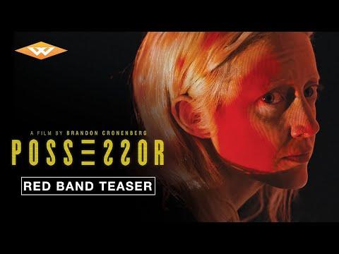 POSSESSOR | Official Teaser Trailer 2020 (Red Band) | Brandon Cronenberg Sci-Fi Thriller
