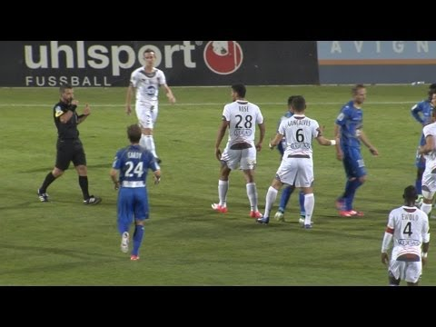 AC Arles Avignon – Stade Lavallois (0-3) – Le résumé (ACA – LAVAL) / 2012-13