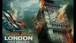 Падение лондона официальный трейлер 2016 года
