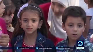 Syrische Flüchtlinge kehren aus dem Libanon in ihre Heimat zurück. Hunderttausende sollen folgen