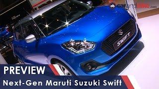 Next-Gen Maruti Suzuki Swift Preview - NDTV CarAndBike