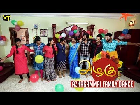 Best Moments of Azhagammai Family   Aishu reunites with Sudha   Azhagu   Sun TV Serial   Vision Time